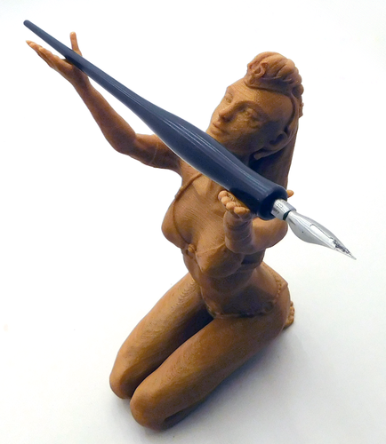 The Sorceress 3D Print 149171