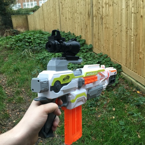 Nerf Gun Scope - ACOG Sight  3D Print 149326