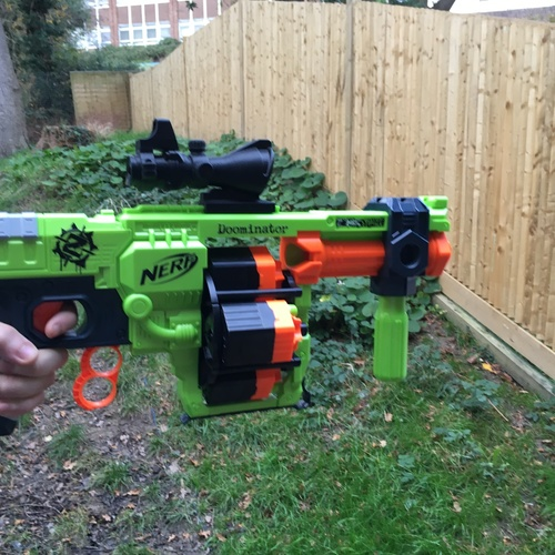 Nerf Gun Scope - ACOG Sight  3D Print 149327