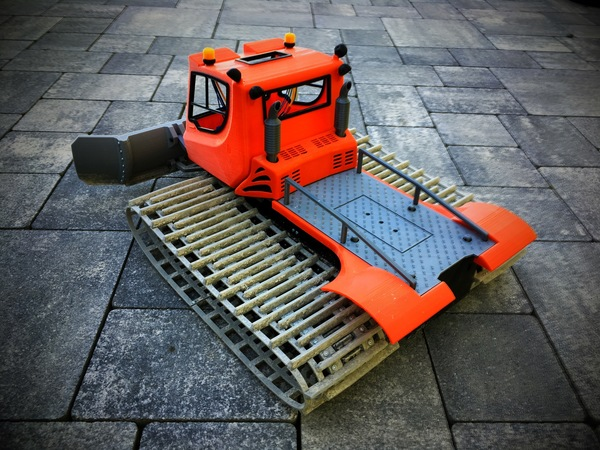 Medium PistenBully 1:14 R/C 3D Printing 149422