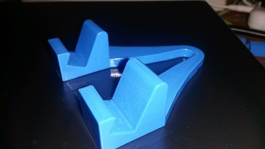 Cell_stand_Wide_V_1 3D Print 149541