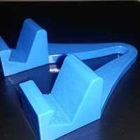 Small Cell_stand_Wide_V_1 3D Printing 149541