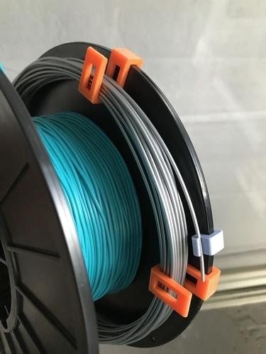 Spool Loose Filament Adapter 3D Print 149547