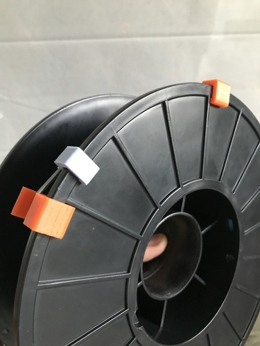Spool Loose Filament Adapter 3D Print 149548