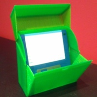 Small 3.5 Inch Disk Box 3D Printing 149641
