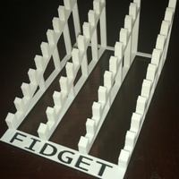 Small Fidget Countertop Display Stands - bundle - 5 different designs 3D Printing 149714