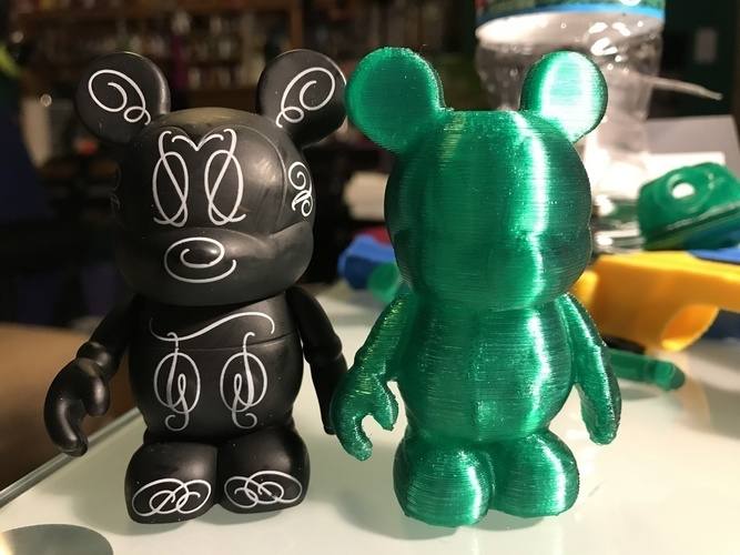 Vinylmation Figure 3D Print 149776