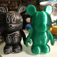 Small Vinylmation Figure 3D Printing 149776
