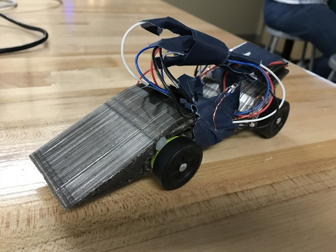 Quadcopter Powered Derby Racer 3D Print 149819