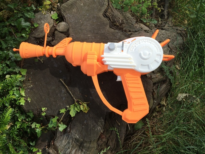 Call of Duty Ray Gun Mk1 ZombieKiller - Large Scale 3D Print 149854