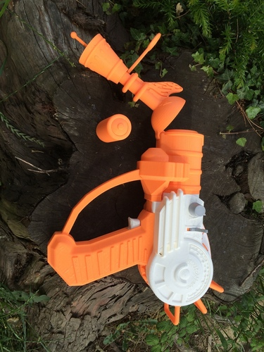 Call of Duty Ray Gun Mk1 ZombieKiller - Large Scale 3D Print 149858