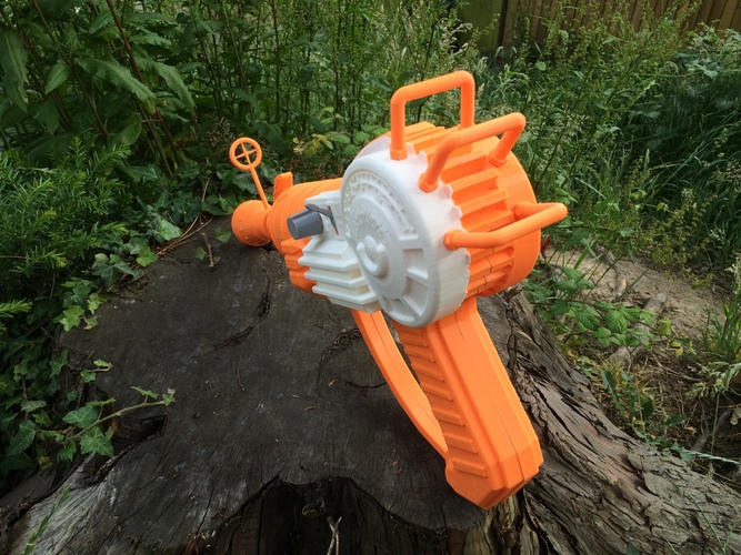 Call of Duty Ray Gun Mk1 ZombieKiller - Large Scale 3D Print 149859
