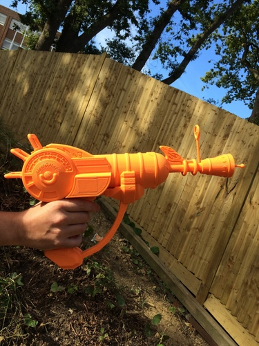 Call of Duty Ray Gun Mk1 ZombieKiller - Large Scale 3D Print 149860