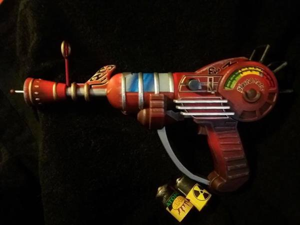 Medium Call of Duty Ray Gun Mk1 ZombieKiller - Large Scale 3D Printing 149861