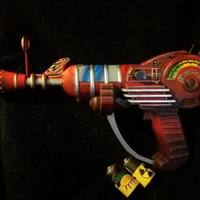 Small Call of Duty Ray Gun Mk1 ZombieKiller - Large Scale 3D Printing 149861