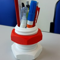 Small Pencil holder 3D Printing 150040