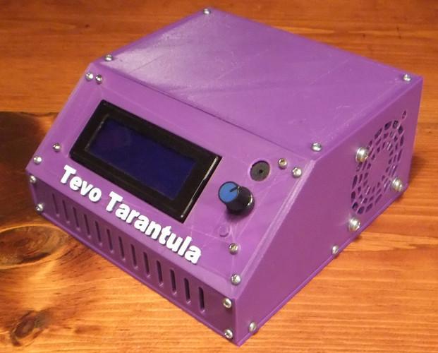 3d Printed Tevo Tarantula Control Box By Rebeltaz Pinshape