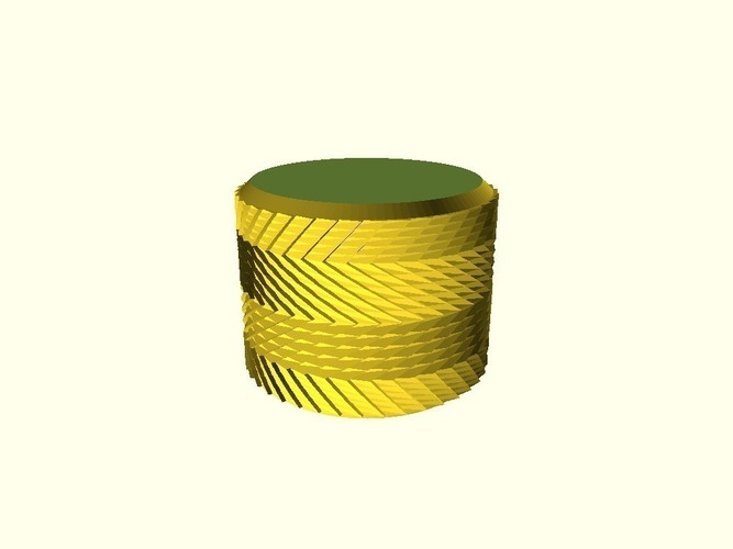 Customizable-U-TWIST-O-SHADE 3D Print 150242