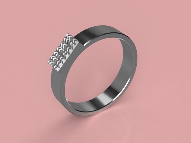 Cool Ring ( Gender Neutral ) 3D Print 150254