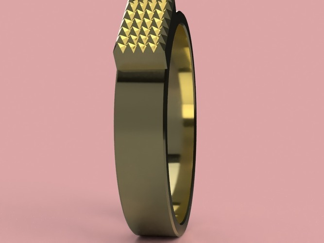 Cool Ring ( Gender Neutral ) 3D Print 150256