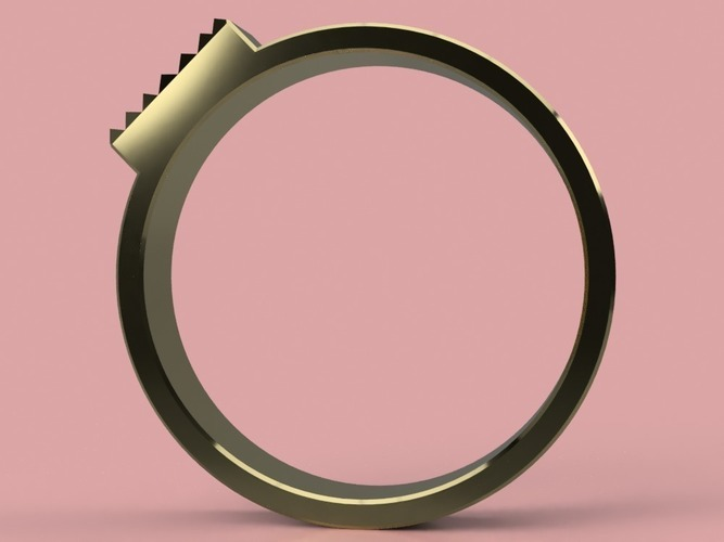 Cool Ring ( Gender Neutral ) 3D Print 150257
