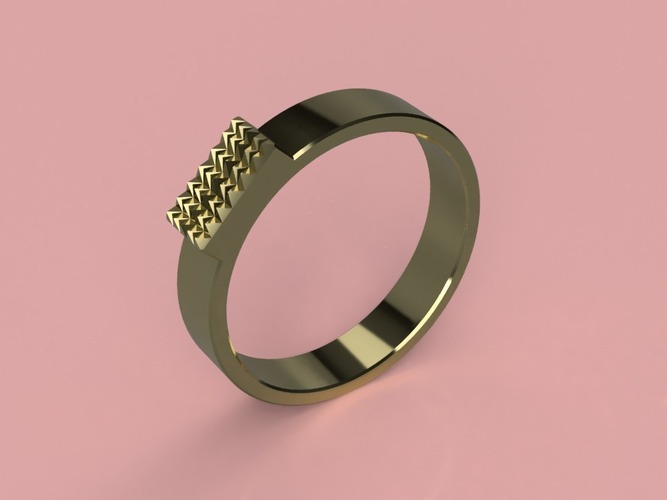 Cool Ring ( Gender Neutral ) 3D Print 150258