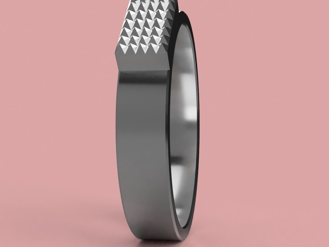Cool Ring ( Gender Neutral ) 3D Print 150260