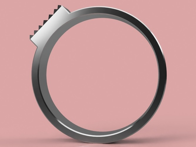 Cool Ring ( Gender Neutral ) 3D Print 150261