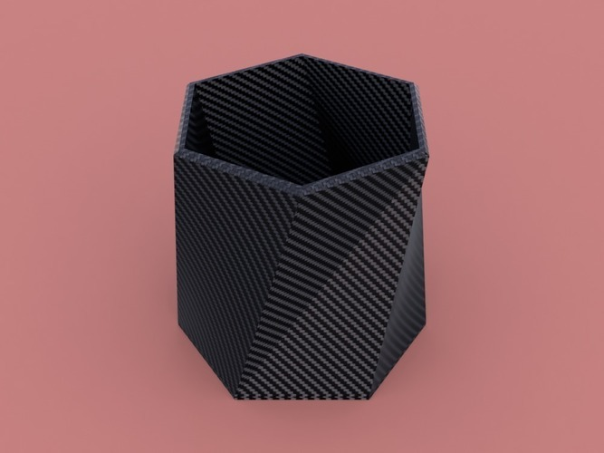 Twisted Vase Planter 3D Print 150271