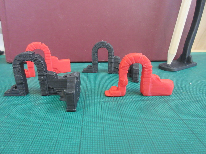 Archway for Gaming 3D Print 150540