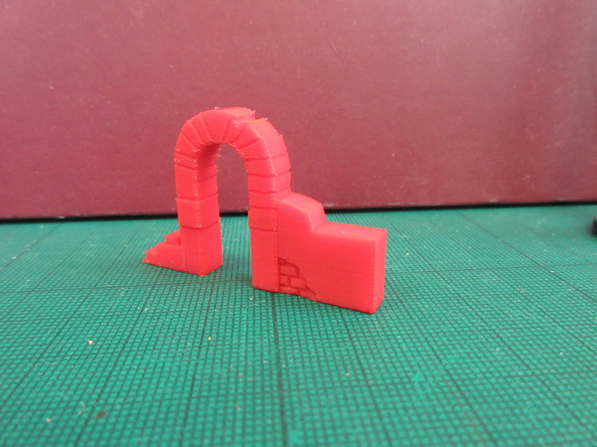 Archway for Gaming 3D Print 150542