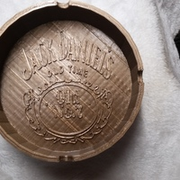 Small jack daniel ashtray 3D Printing 150724