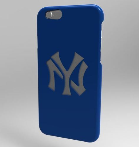 iPhone 6 Case New York 3D Print 150820