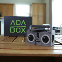 Small Boomy The BoomBox 3D Printing 151126
