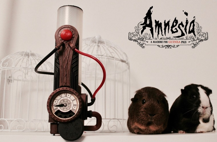 Amnesia a machine for guinea pigs 3D Print 151256