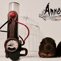Small Amnesia a machine for guinea pigs 3D Printing 151256