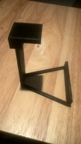 Picture Frame Stand 3D Print 151283