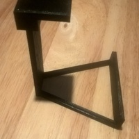 Small Picture Frame Stand 3D Printing 151283