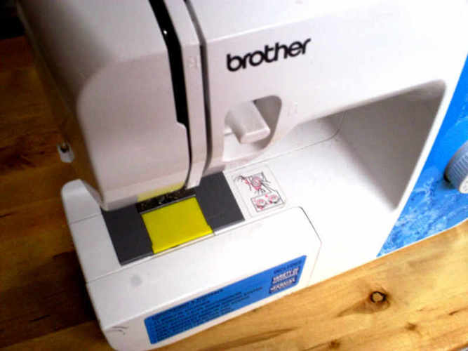 Oh, Brother Bobbin Cover 3D Print 151378
