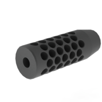 Small Airsoft Compensator 3D Printing 151540