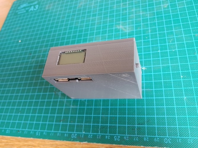 Small Powerbank 8000 mAh DIY 3D Print 151681