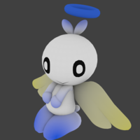 Small Hero Chao 3D Printing 151733