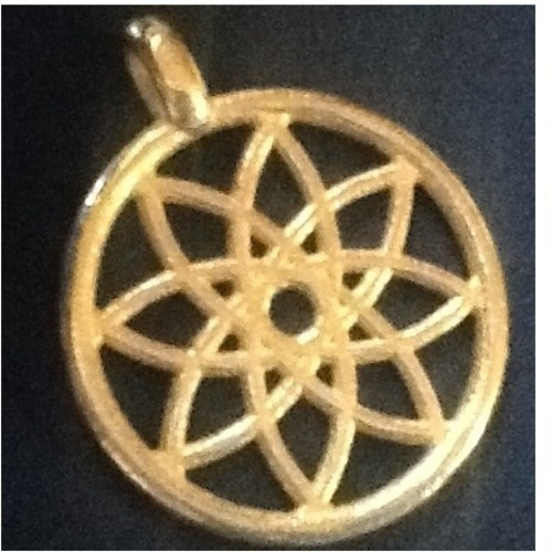 My Customized pendant 3D Print 15178