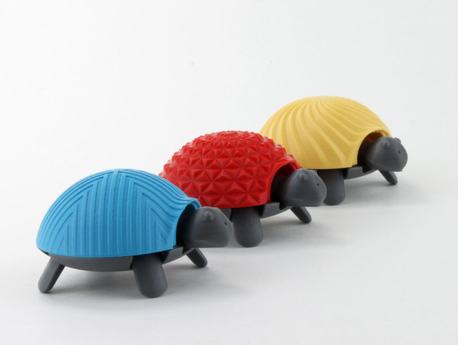 Squishy Turtle 3D Print 151912