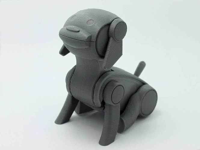 Gizmo - Robotic Dog 3D Print 151946