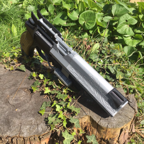 Full Sized Destiny Hawkmoon Revisited 3D Print 152895