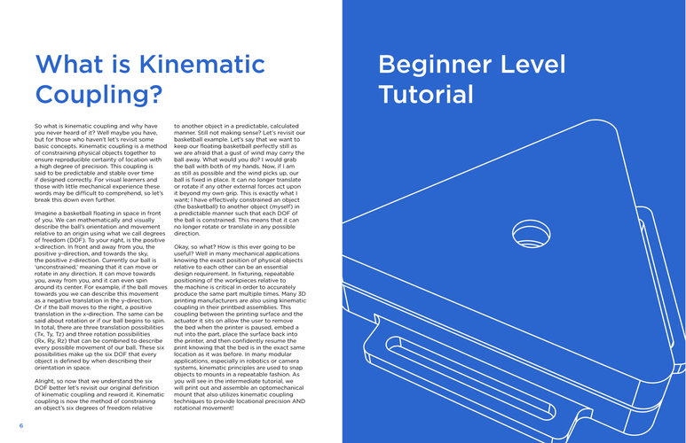 An Introduction to Kinematic Coupling 3D Print 152958
