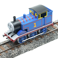 Small Railroad Track Section - Thomas & Friends 3D Printing 153220