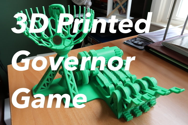 Governor Game 3D Print 153277