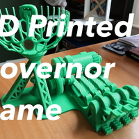 Small Governor Game 3D Printing 153277